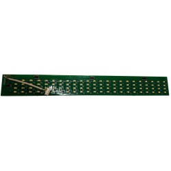 Front LED panel