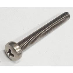 Screw DIN7985-M3x25-H-A2